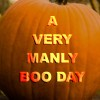 A Very Manly Boo Day